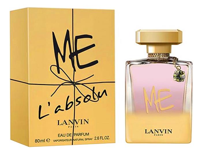 Lanvin Me L'Absolu: парфюмерная вода 80мл