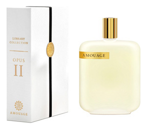 Amouage Library Collection Opus II: парфюмерная вода 100мл amouage opus ii туалетные духи 50 мл