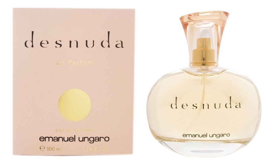 Emanuel Ungaro Desnuda: парфюмерная вода 100мл