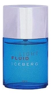 Iceberg Light Fluid Iceberg Man: туалетная вода 50мл тестер шарф iceberg iceberg ic461gwbqhg7