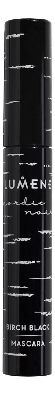 Тушь для ресниц Объем и подкручивание Nordic Noir Birch Black Mascara 9мл тушь для ресниц lumene lumene lu021lwduam1
