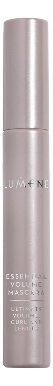 Объемная тушь для ресниц Nordic Chic Essential Volume Mascara 7мл тушь для ресниц lumene lumene lu021lwduam1