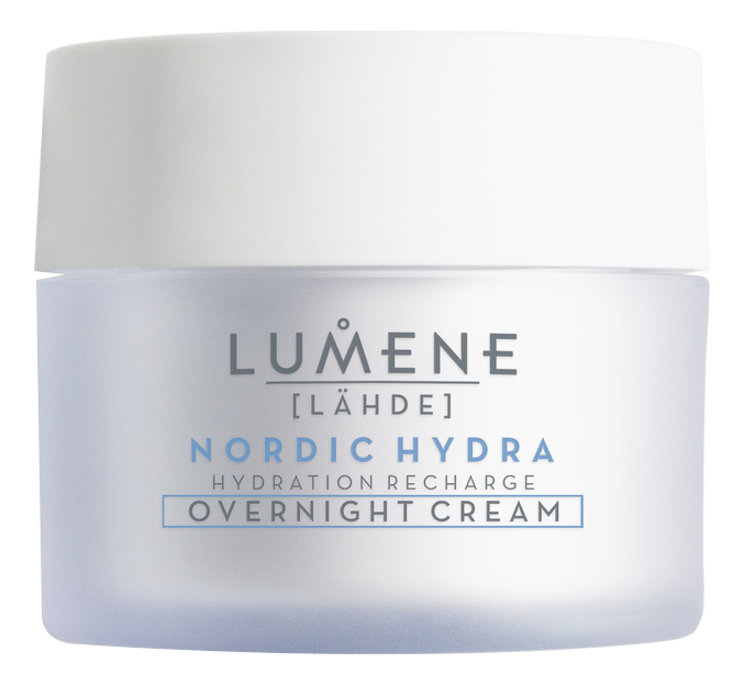 Ночной увлажняющий восстанавливающий крем Nordic Hydra Hydration Recharge Overnight Cream 50мл
