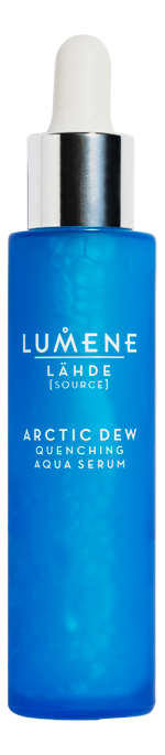 Увлажняющая сыворотка для лица Nordic Hydra Arctic Dew Quenching Aqua Serum: Сыворотка 50мл