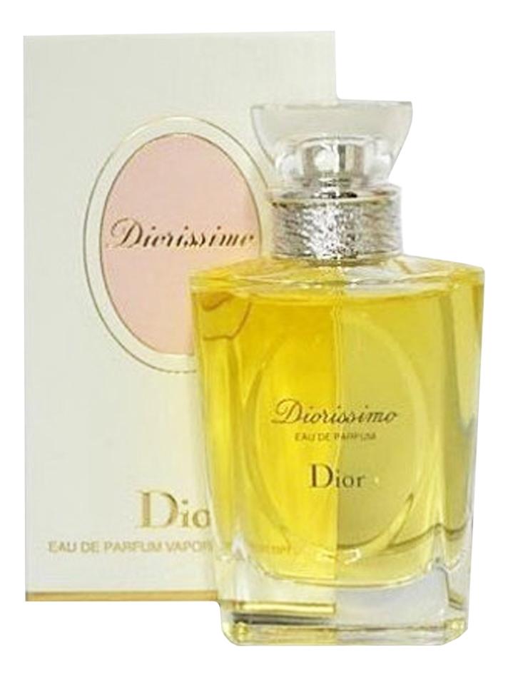 Christian Dior Diorissimo: парфюмерная вода 50мл dior diorissimo туалетная вода