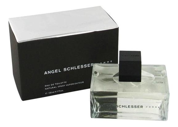 Angel Schlesser Men: туалетная вода 125мл angel schlesser ambre frais femme