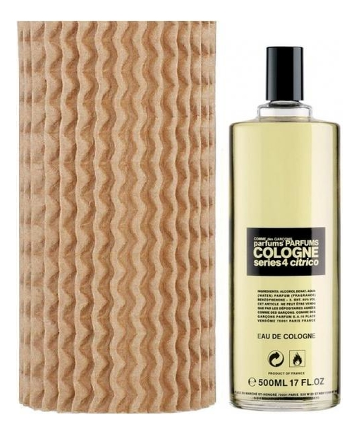 Comme des Garcons Series 4 Cologne : Citrico: одеколон 500мл comme des garcons series 3 incense zagorsk