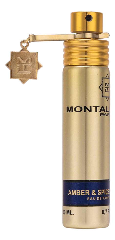 Montale Amber & Spices: парфюмерная вода 20мл montale so amber парфюмерная вода 50мл