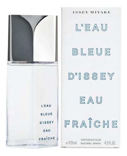 Issey Miyake L'Eau Bleue D'Issey Eau Fraiche pour homme: туалетная вода 125мл issey miyake l eau d issey pour homme summer edition eau de toilette