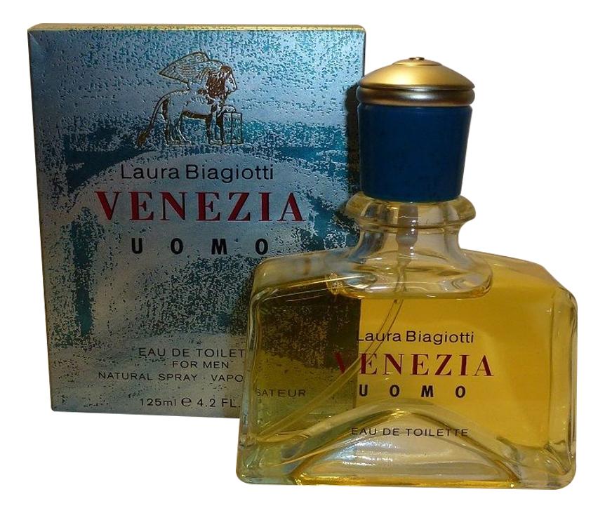 Laura Biagiotti Venezia Uomo: туалетная вода 125мл laura biagiotti roma uomo туалетная вода 75 мл