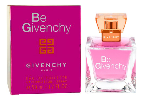 Givenchy Be Givenchy: туалетная вода 50мл