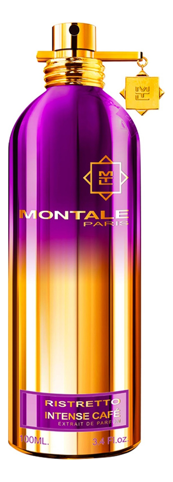 Montale Ristretto Intense Cafe: парфюмерная вода 100мл botanicae flower cafe парфюмерная вода 100мл