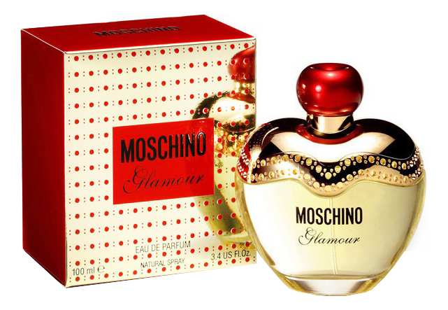 Moschino Glamour: парфюмерная вода 100мл moschino toujours glamour