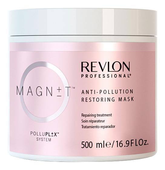 Восстанавливающая маска для волос Magnet Anti-Pollution Restoring Mask: Маска 500мл