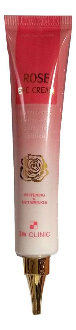 Осветляющий крем для кожи вокруг глаз с экстрактом розы Rose Eye Cream 40мл крем для кожи вокруг глаз с экстрактом огурца cucumber eye cream 15г