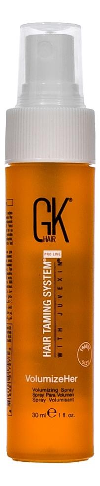 Спрей для объема волос VolumizeHer: Спрей 30мл спрей для волос johnson