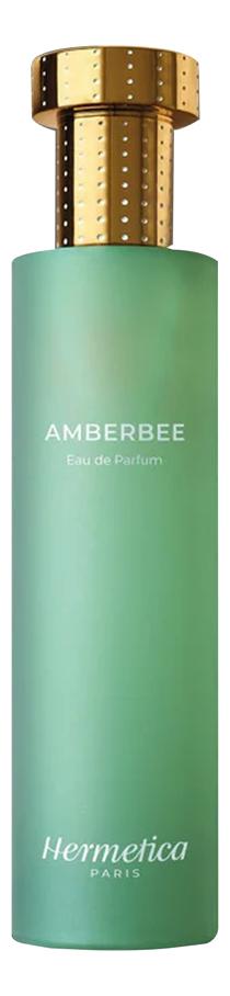 Hermetica Amberbee: парфюмерная вода 50мл hermetica greenlion туалетные духи тестер 100 мл