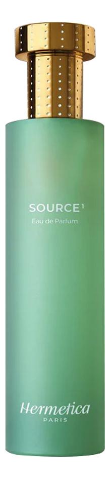 Hermetica Source1: парфюмерная вода 100мл hermetica greenlion туалетные духи тестер 100 мл
