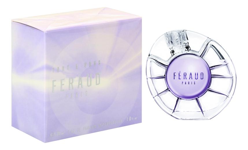 Feraud Tout A Vous: парфюмерная вода 30мл louis feraud vintage шелковое платье 80 е