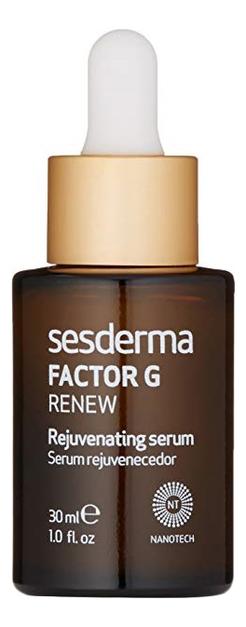 Сыворотка для лица с липидными везикулами Factor G Renew Serum Rejuvenecedor 30мл