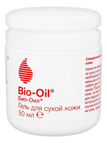 Гель для сухой кожи: Гель 50мл гель для тела bio oil для сухой кожи 100 мл