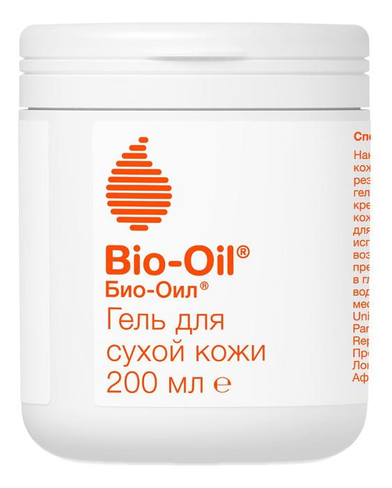 Гель для сухой кожи: Гель 200мл гель для тела bio oil для сухой кожи 100 мл