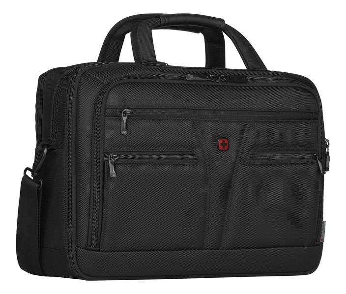 Портфель для ноутбука 606465 (черный)