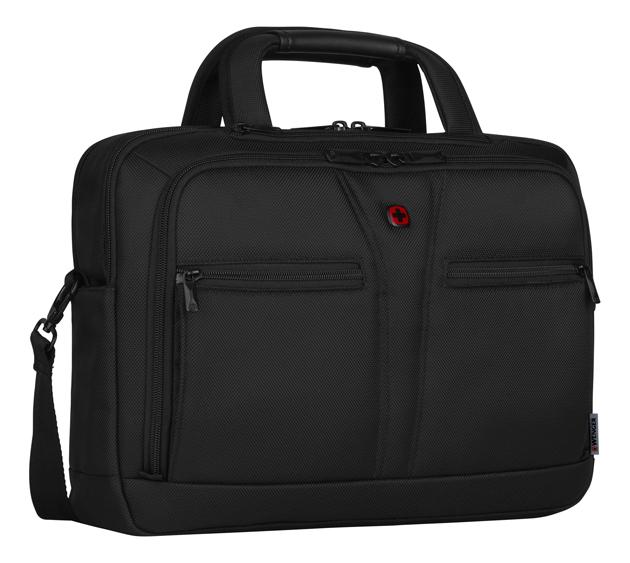Портфель для ноутбука 606464 (черный)