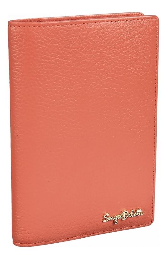 Обложка для паспорта Verona coral 04-0701