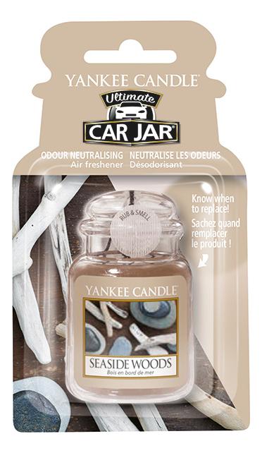 Гелевый ароматизатор для автомобиля Лес у моря Seaside Woods гелевый ароматизатор для автомобиля vanilla cupcake