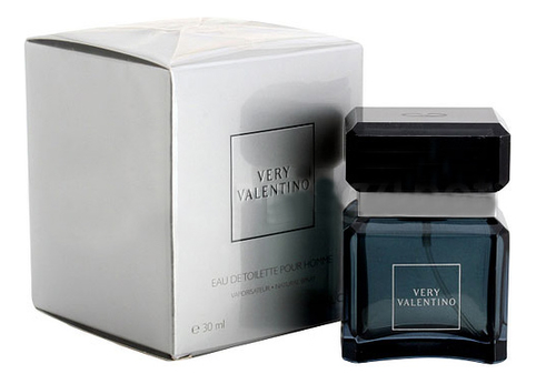 Valentino Very Valentino Pour Homme: туалетная вода 30мл valentino бюстгальтер