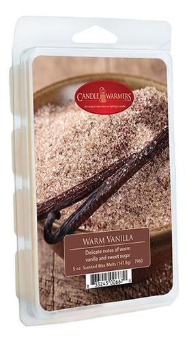 Наполнитель для воскоплавов Теплая ваниль Warm Vanilla Wax Melts 70,9г наполнитель для воскоплавов serene woods wax melts 70 9г