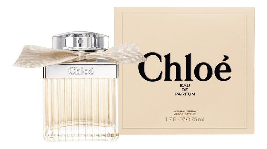Chloe Eau de Parfum: парфюмерная вода 75мл chloe chloe eau de fleurs neroli