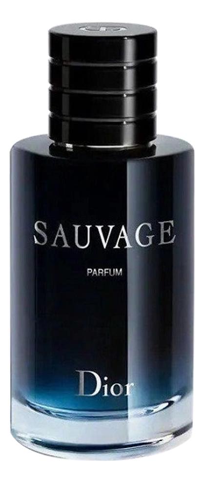 Christian Dior Sauvage Parfum: духи 100мл dior eau sauvage parfum