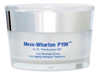 Омолаживающий крем для кожи вокруг глаз Meso-Wharton P199 Eye Renewal Cream 15г крем для кожи вокруг глаз с экстрактом огурца cucumber eye cream 15г