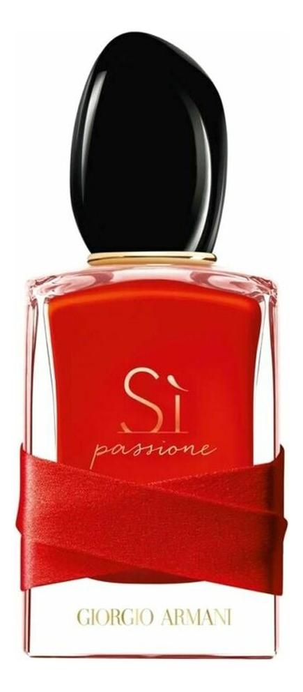 Giorgio Armani Si Passione Red Maestro: парфюмерная вода 50мл сарафан giorgio armani