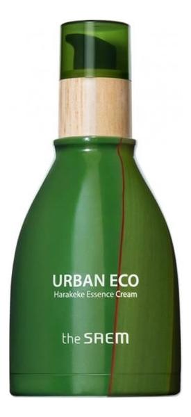 Крем-эссенция с экстрактом новозеландского льна Urban Eco Harakeke Essence Cream 80мл глубоко увлажняющий крем с экстрактом новозеландского льна the saem urban eco harakeke root deep cream