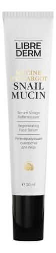 Регенерирующая сыворотка для лица с муцином улитки Snail Mucin Regenerating Face Serum 20мл сыворотка для лица elements retinoid 3% serum 20мл