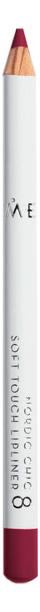 Мягкий карандаш для губ Nordic Chic Soft Touch Lip Liner 1,2г: No 8 lumene lumene nordic chic стойкий карандаш для век 8 розовый