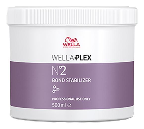 Эликсир-стабилизатор для волос Wellaplex Bond Stabilizer 500мл со эликсир купить