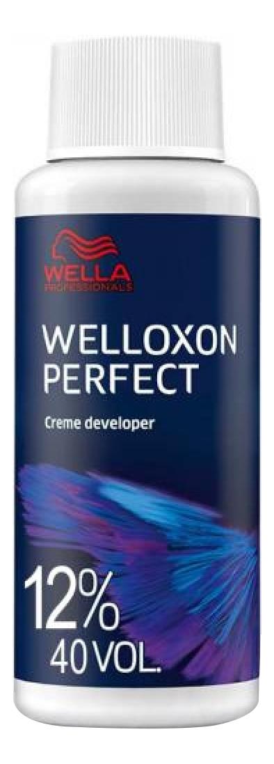 Окислитель Welloxon Perfect 12%: Окислитель 60мл