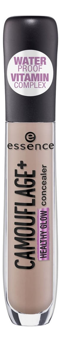 Консилер для лица Essence Camouflage+ Healthy Glow 5мл: 20 LIght Neutral консилер для лица essence camouflage matt concealer 5мл 50 warm toasts