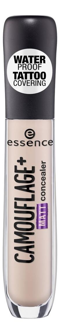Консилер для лица Essence Camouflage+ Matt Concealer 5мл: 10 Light Rose консилер для лица fast base concealer 4 5мл с8 5