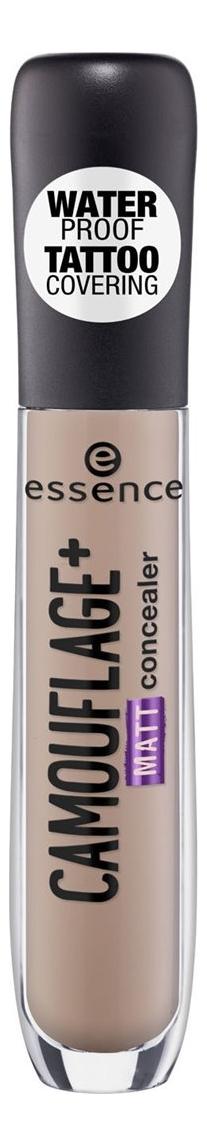 Консилер для лица Essence Camouflage+ Matt Concealer 5мл: 30 Light Honey консилер для лица full cover camouflage concealer 8 5мл c4