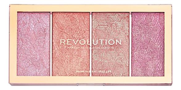 Палетка румян Vintage Lace Blush Palette