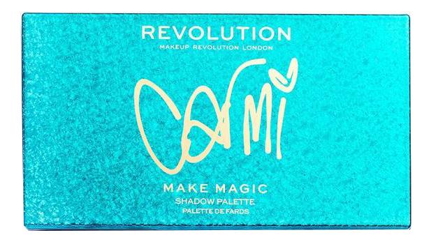 Палетка теней для век Carmi Make Magic Shadow Palette