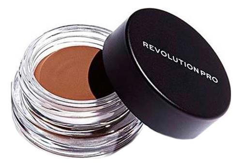 Помада для бровей Brow Pomade 2,5г: Dark Brown makeup revolution brow pomade dark brown помадка для бровей