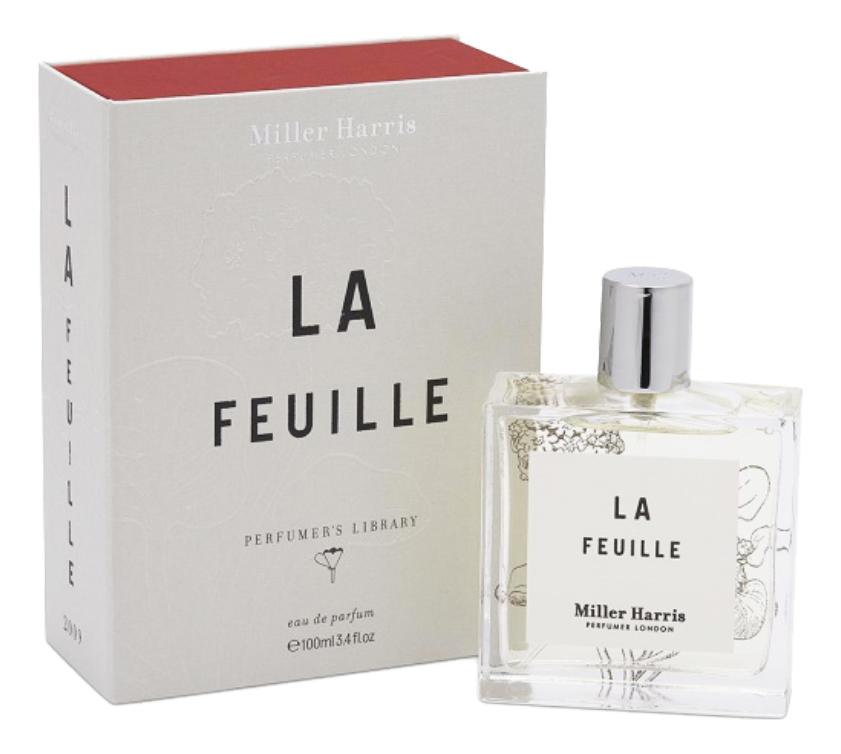 Miller Harris La Feuille: парфюмерная вода 100мл nc ss harris harris solar energy systems design