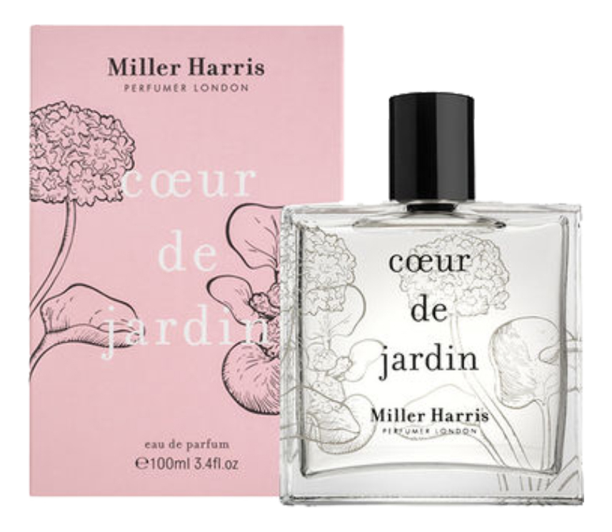 Miller Harris Coeur De Jardin: парфюмерная вода 100мл nc ss harris harris solar energy systems design