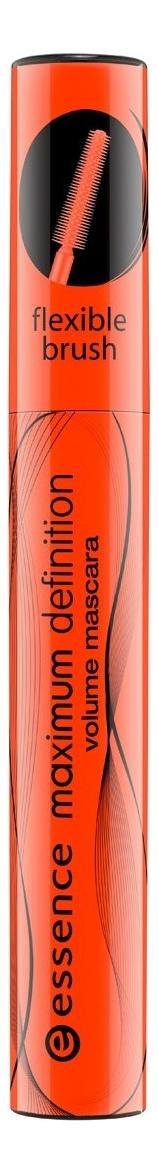 Тушь для ресниц Maximum Definition Volume Mascara Black 8мл 3ina тушь для ресниц the definition mascara черный